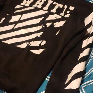 Off white brand hoodie